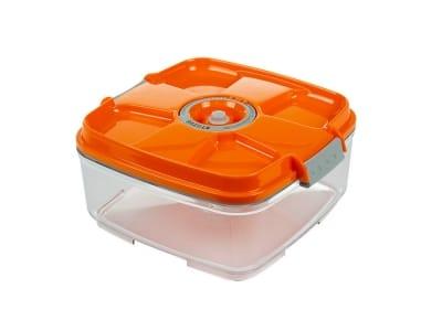 Контейнер вакуумный Status VAC-SQR-20 оранжевый