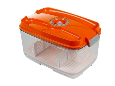 Контейнер вакуумний Status VAC-REC-45 помаранчевий