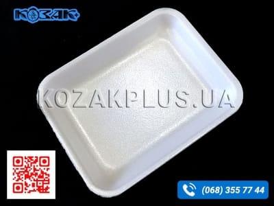 Лоток харчовий AT24-16 183 x 138 x 19 мм