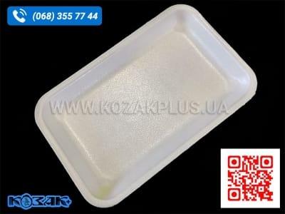 Лоток харчовий 73 (AT29-16) 225 x 138 x 17 мм